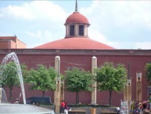 ケレタロ/セントロにある教会の一つ